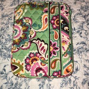 Vera Bradley mini IPAD/ tablet sleeve